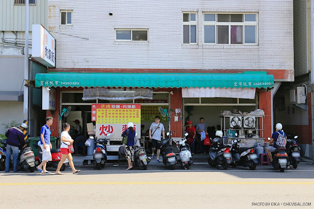 MG 9737 - 梁嫂炒麵肉燥飯,台中人氣傳統早午餐,口味與價位就見仁見智囉!