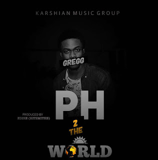 NEW MUSIC: PH TO THE WORLD– GREGG (@GREGGDZDRAGON)