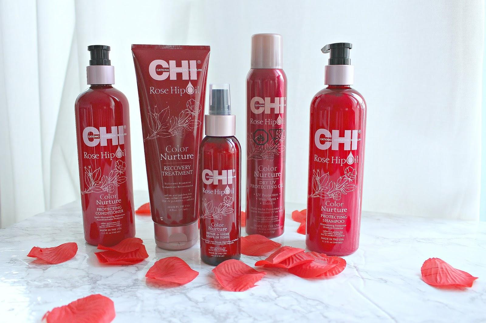 Chi Rose Hip Oil Review Samantha Jane