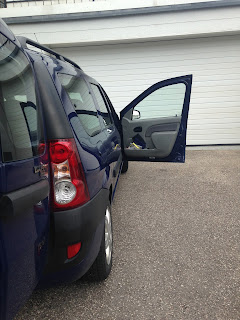 Auto putzen