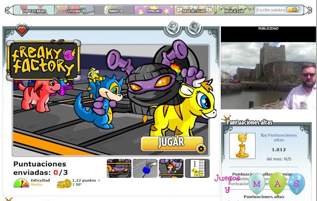 Neopets, mascotas virtuales, neopia, tecnologia, juegos online, plataforma de juegos