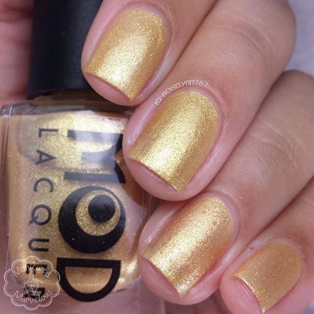 Mod Lacquer - Golden Sunbeam