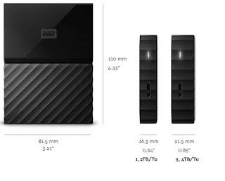 WD 4TB USB 3.0 2