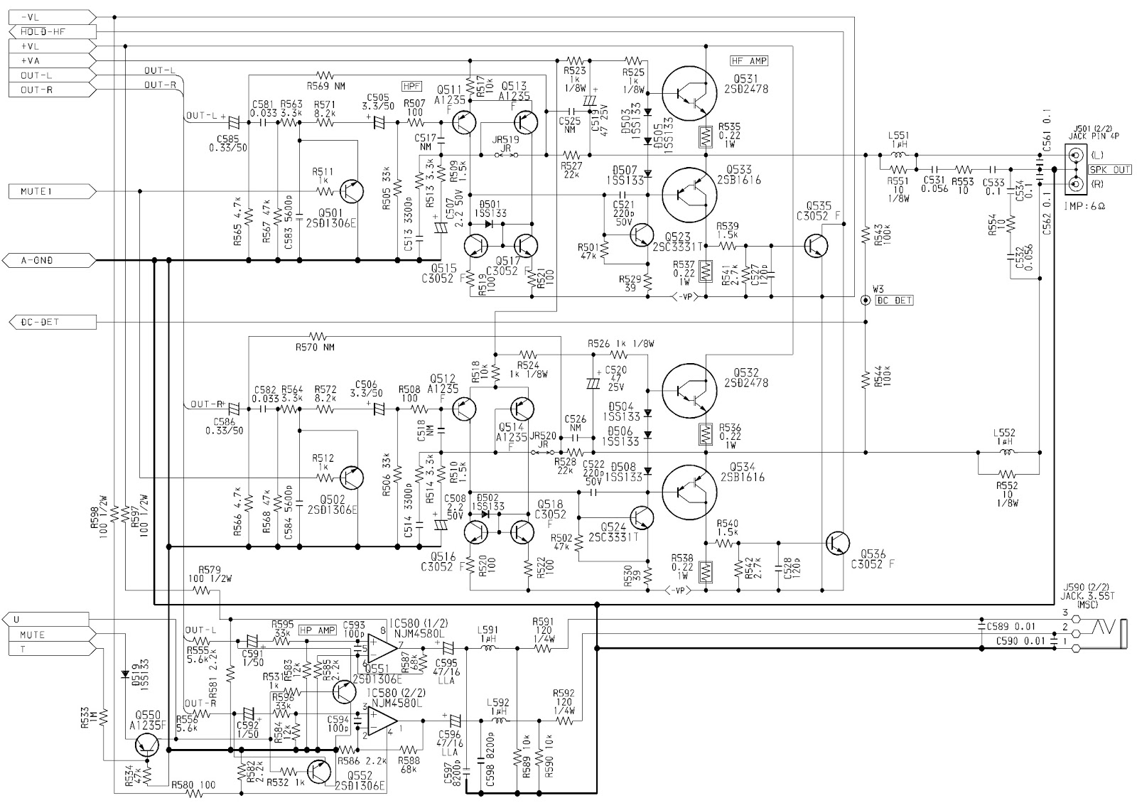 m55 wiring diagram aiwa xr m55 compact disc stereo system schematic diagram ...