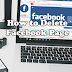 How to Delete A Facebook Fan Page