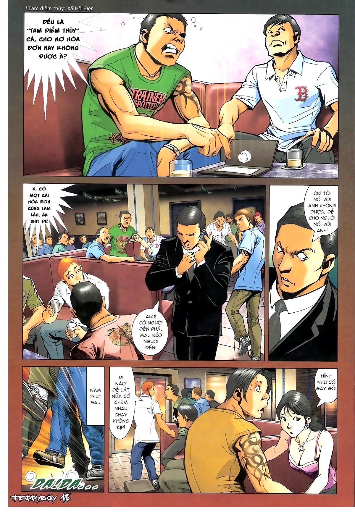 Người Trong Giang Hồ - Chapter 1333: Cao Nhân Tái Hiện - Pic 14