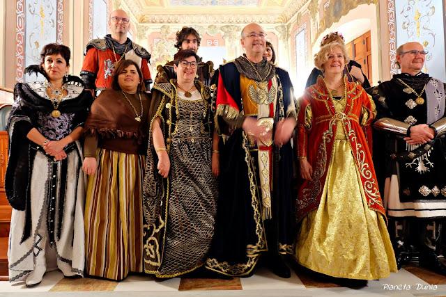 Fiestas del Medievo
