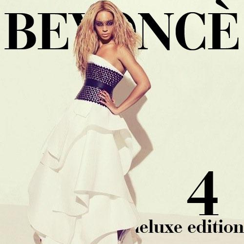 Beyoncé Deluxe Beyoncé: Spot On The Covers!: Beyoncé