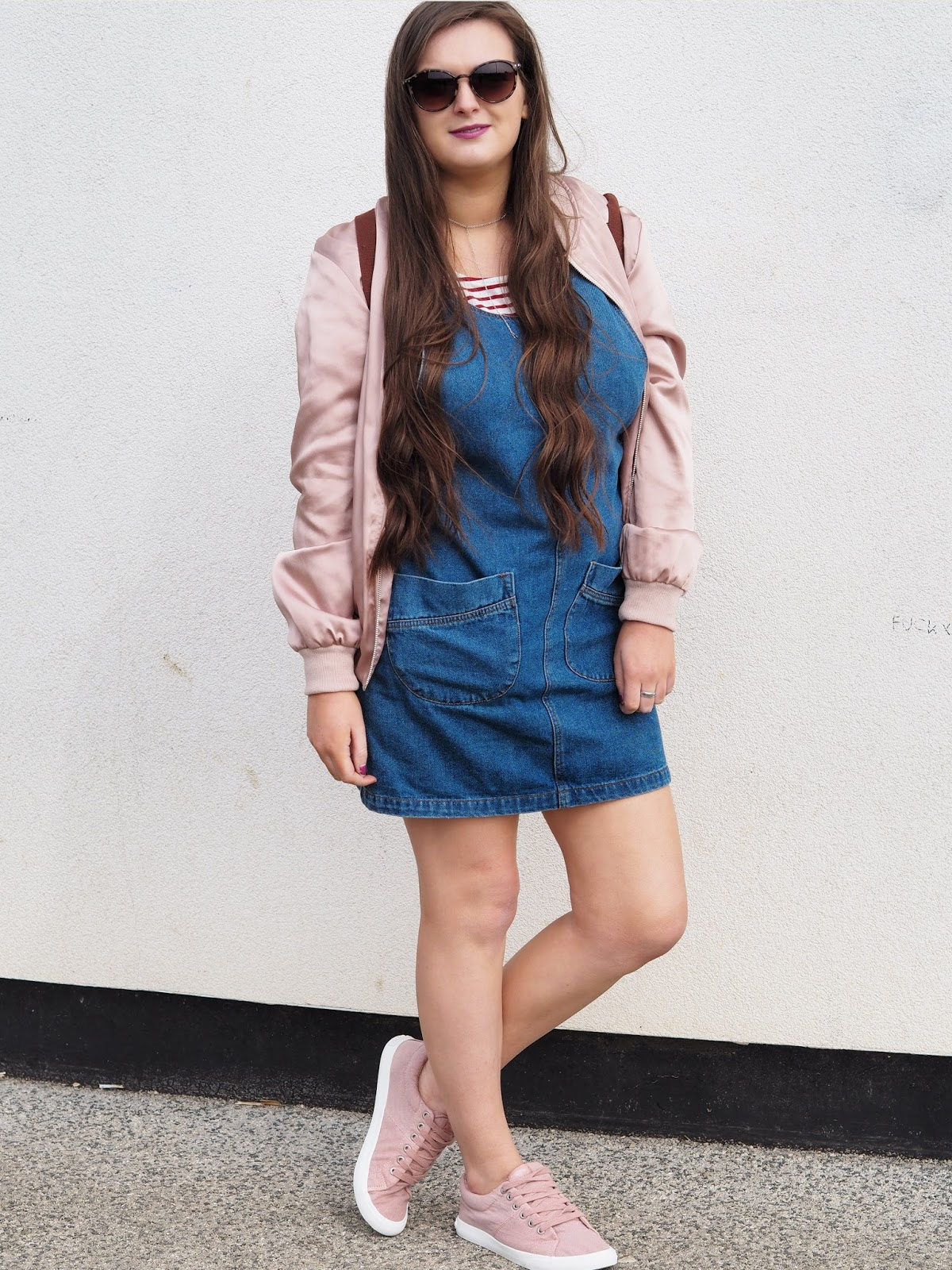 What I Wore to Live at Leeds Festival 2016 - Rachel Nicole UK Blogger