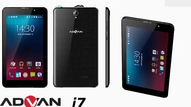 Review Terobosan Baru Dari Tablet Advan i7
