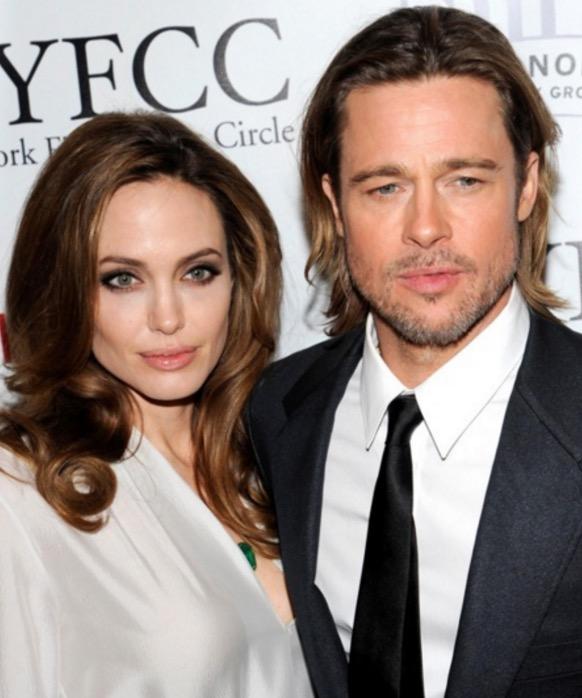 Rumahtangga Brad Pitt dan Angelina Jolie Disahkan Retak