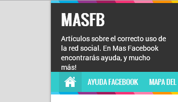 Diseño nuevo - MasFB