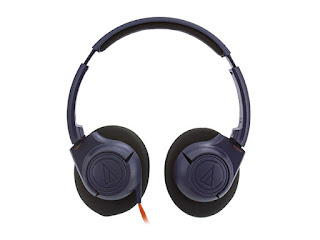 Audio-Technica SonicFuel® Over-ear Headphones