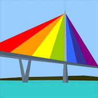http://szycieuli.blogspot.co.uk/2017/07/teczowy-most-paper-piecing-rainbow.html