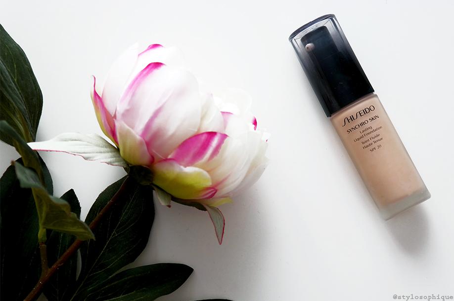 review, opinioni, il miglior fondotinta, shiseido, synchro skin