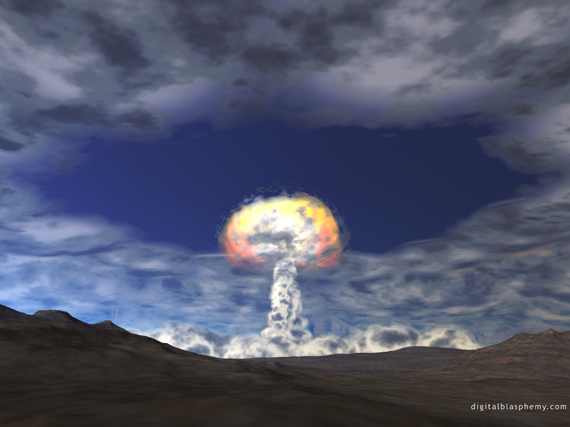 Picture Gallery: Nuclear Explosions Since 1945 Full HD Wallpapers