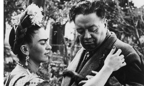 diego and frida relationship