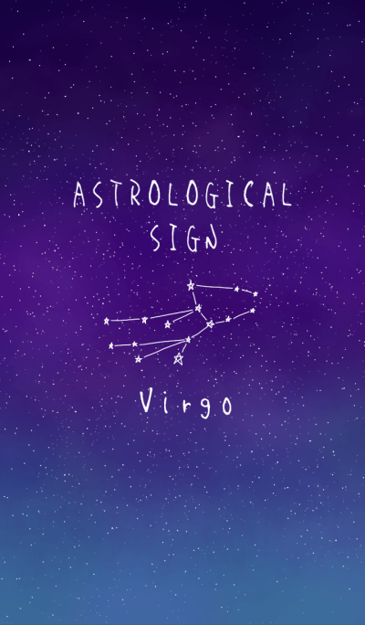 ASTROLOGICAL SIGN.(Virgo)