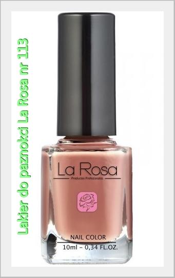 La Rosa 113 - króciutko