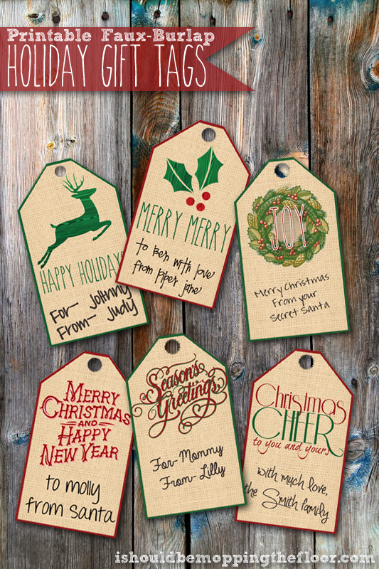 Christmas In July Gift Tags.Christmas In July Series Printable Holiday Gift Tags I