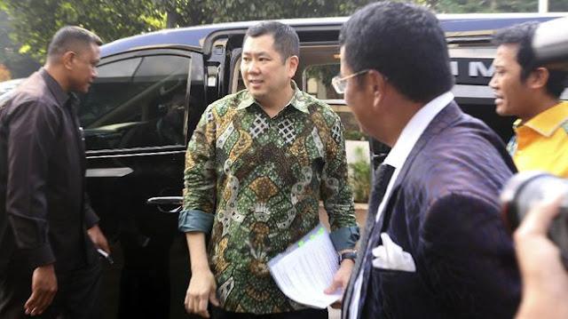 Hary Tanoe Bawa Gerbong Perindo Merapat ke Jokowi