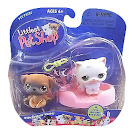 Littlest Pet Shop Pet Pairs Persian (#15) Pet