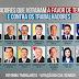 Saiba quem são os senadores que votaram contra os trabalhadores.