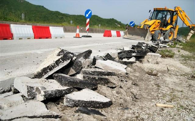 Περιφ.Ηπείρου:Έργα αποκατάστασης ζημιών και συντήρησης του οδικού δικτύου εγκρίθηκαν με αποφάσεις της Οικονομικής Επιτροπής