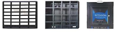 Nơi cung cấp màn hình led p5 cabinet giá rẻ tại Tiền Giang