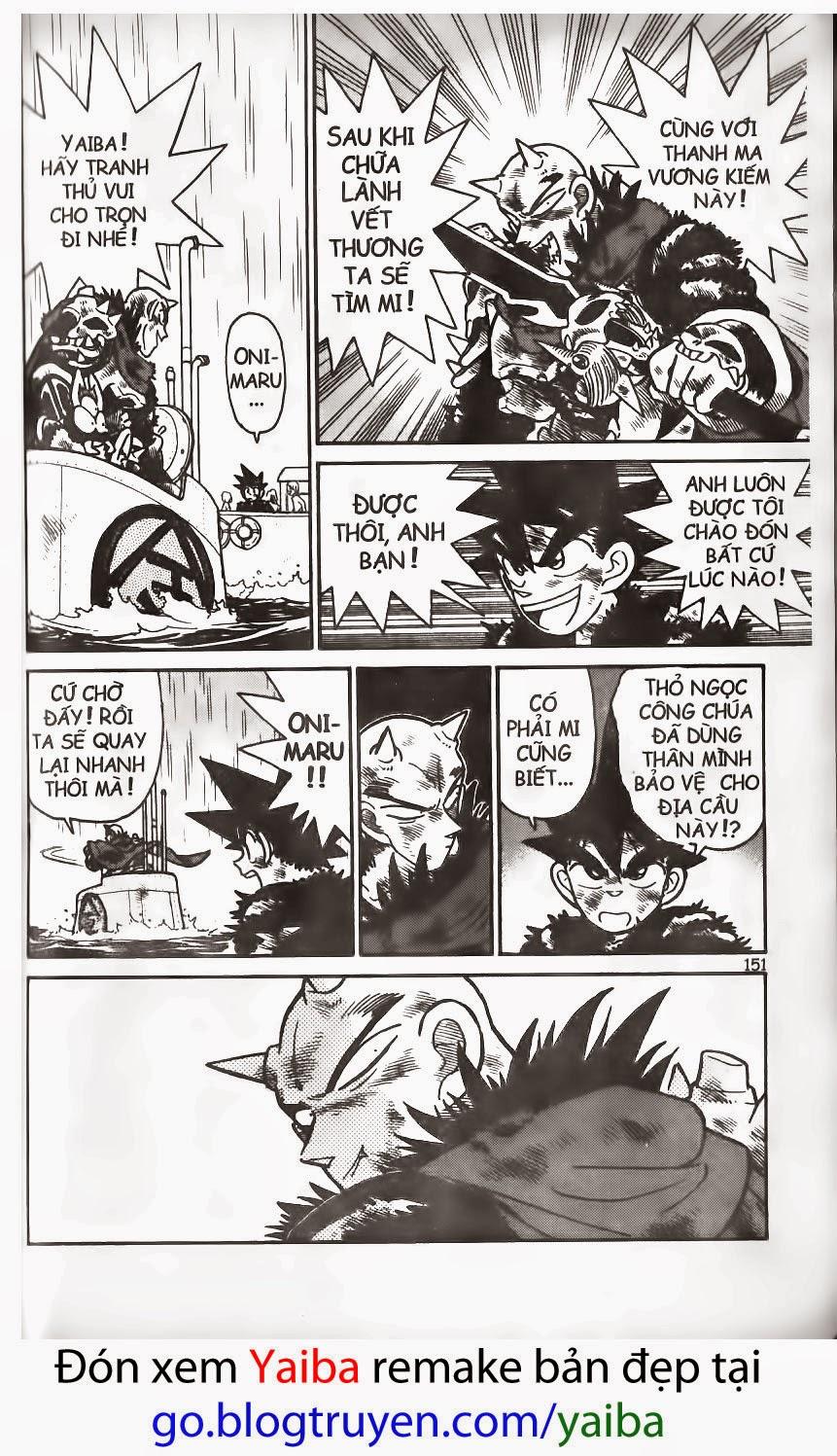 Yaiba chap 163 trang 16