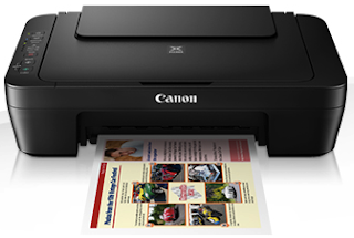 Canon MG3052 Driver Free Download - Windows, Mac