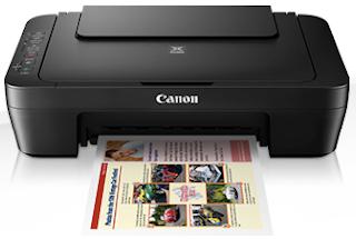 Canon MG3052 Driver Free Download - Windows, Mac