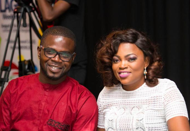 Funke Akindele, JJC Skillz Share Beautiful Valentine Video
