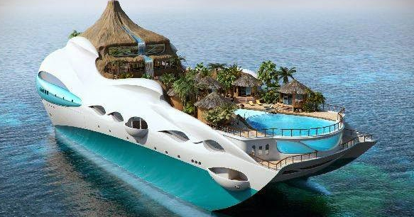 com cruise: 5 most luxurious cruise ships that I know