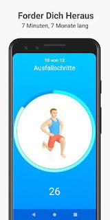 Seven – 7 Minute Workout v8.0.4 Full APK