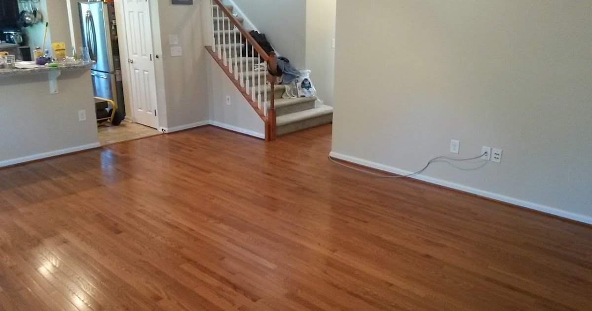 Our 1st New Home: Building A Ryan Homes Milan: Flooring Be