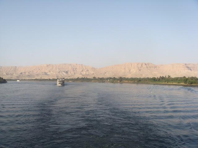 Nil Nehri'nde seyahat