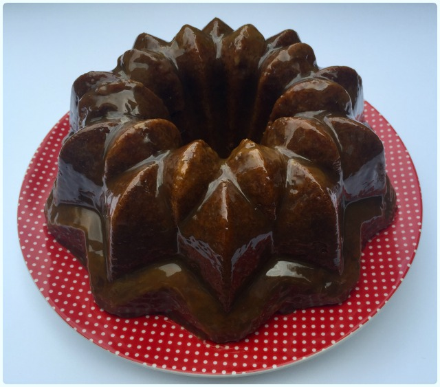 Sticky Toffee Bundt Cake