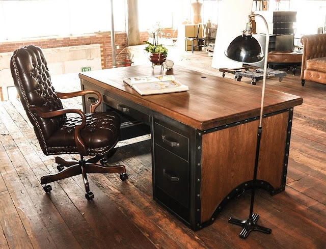 best buying retro industrial office furniture sets for sale online