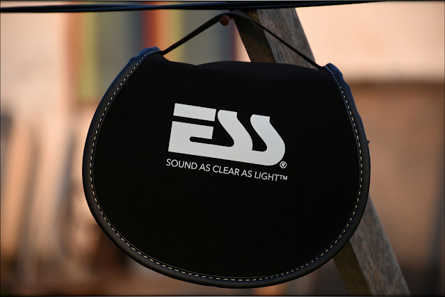 ESS 422H Headphones Review Audiophile Heaven Package