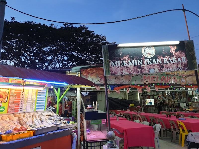 Medan Ikan Bakar Crystal Bay, Melaka
