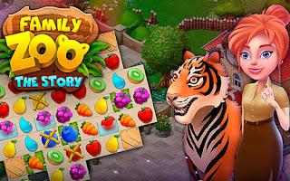 Family Zoo The Story Apk Mod Dinheiro Infinito