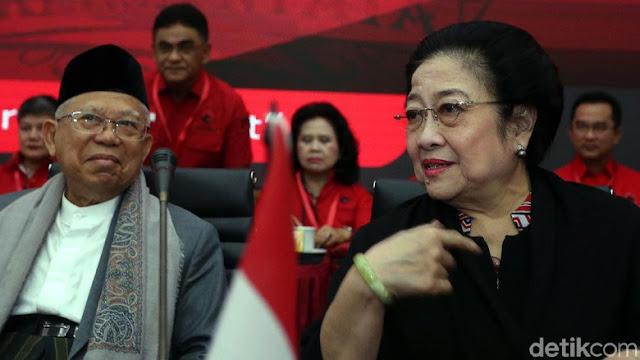 Megawati Merasa Tugasnya Berat sebagai Pembina Pancasila