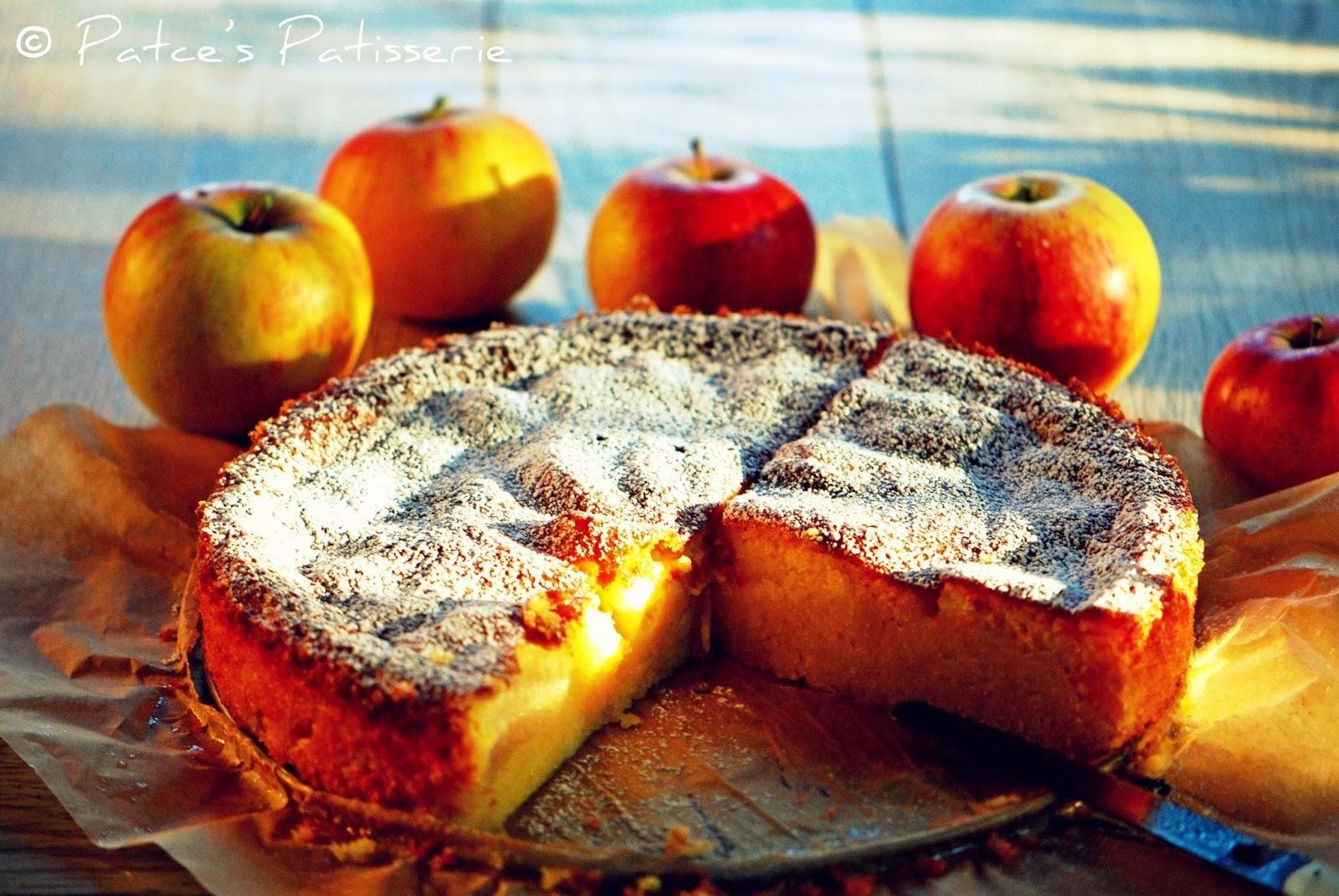 Patces Patisserie Apfel Griess Kuchen Bake It Taste It Love It