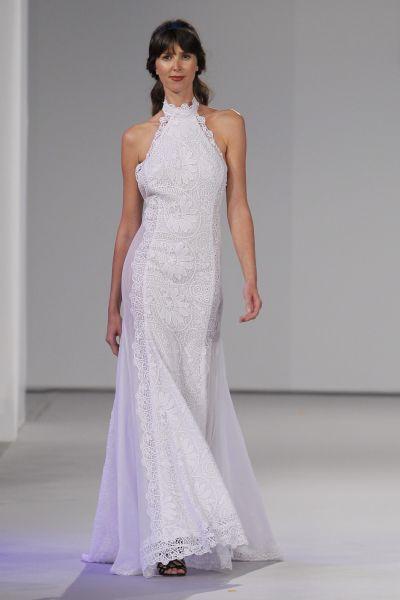 vestidos de novia d blanco