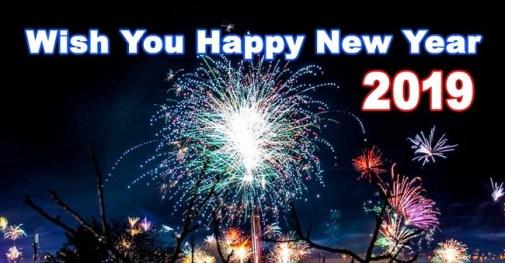HD Happy New Year 2019 Dp
