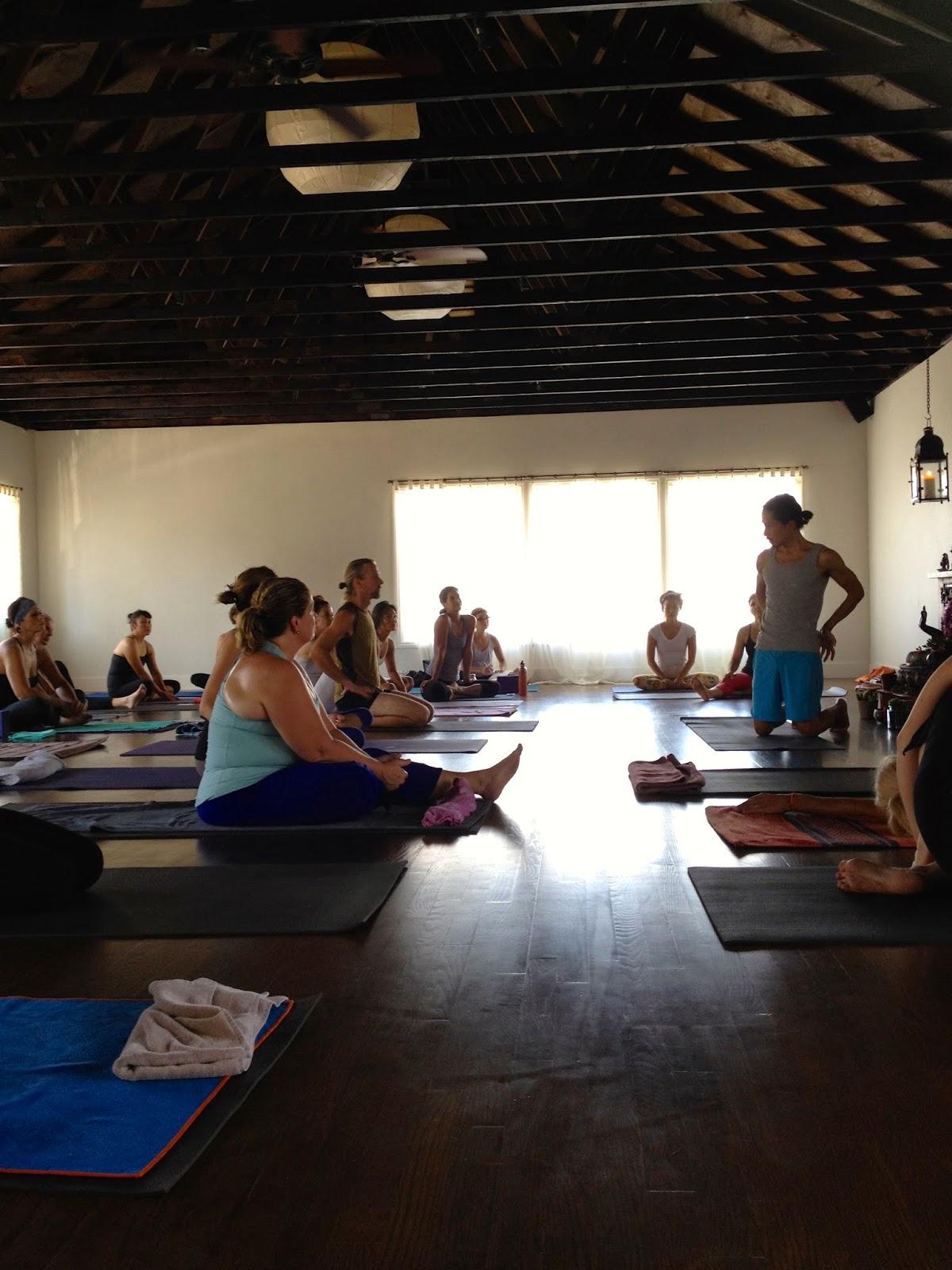 Atsuro Yoga: Back bending workshop in Pacific Ashtanga ...