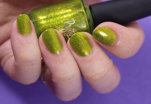 Pretty Serious Pyxis Nail Polish Swatches & Review