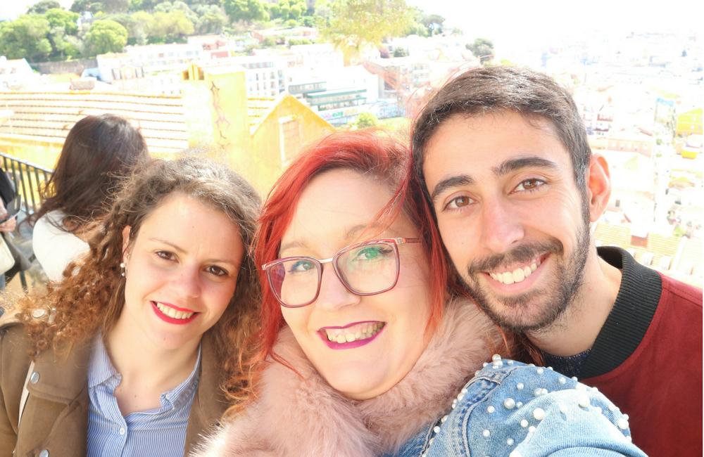 Central + avenida+ lx factory + crítica gastronomica + blogue de casal português +Pedro e Telma + Ela e Ele + ele e ela + seguidora do blogue + encontro + almoço