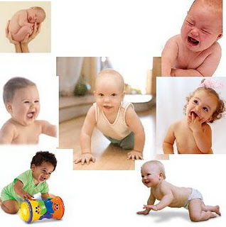 Resultado de imagen para bebe en desarrollo
